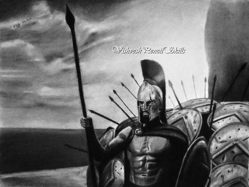 Gerard Butler by Vishvesh99